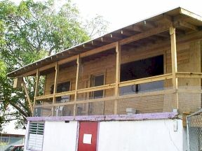 The Surfer Shack, in Rincon Puerto Rico